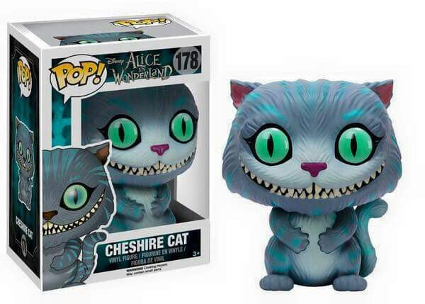 Aice in Wonderland, Pop Vinyl figure- Cheshire Cat
