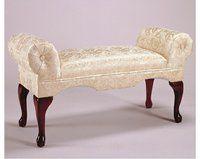 Ordinaire Victorian Style Bedroom Bench