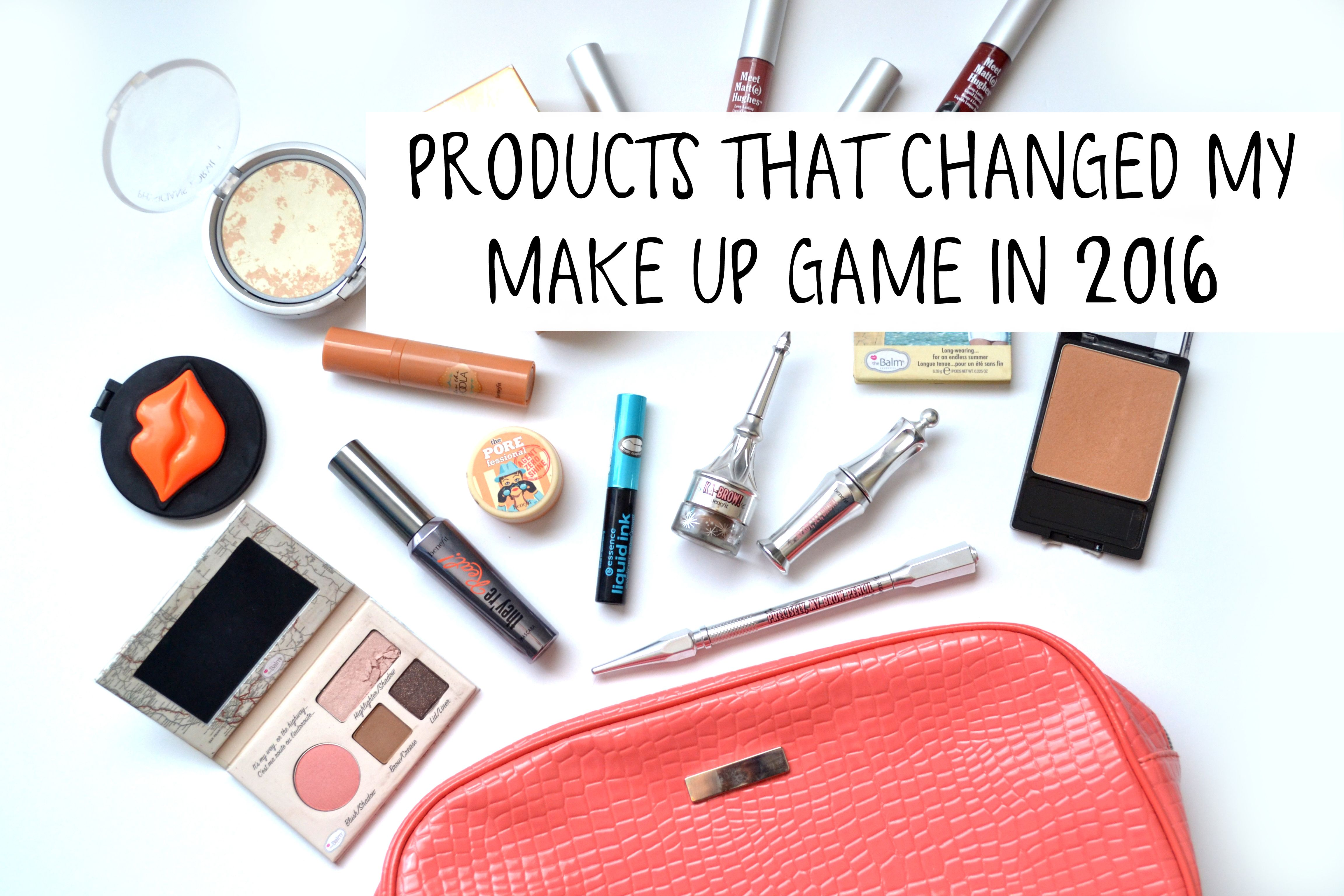 Everyday make up, Favourite make up products
