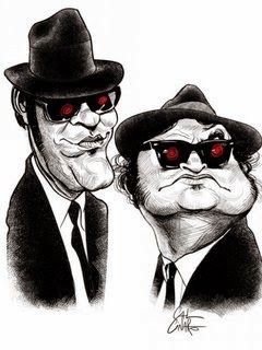 UNIVERSO NOKIA The Blues Brothers Wallpaper