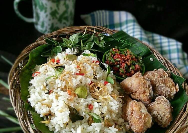 Resep Nasi Liwet Kampung Magicom Oleh Dapurvy Resep Resep Masakan Indonesia Makanan Dan Minuman Masakan
