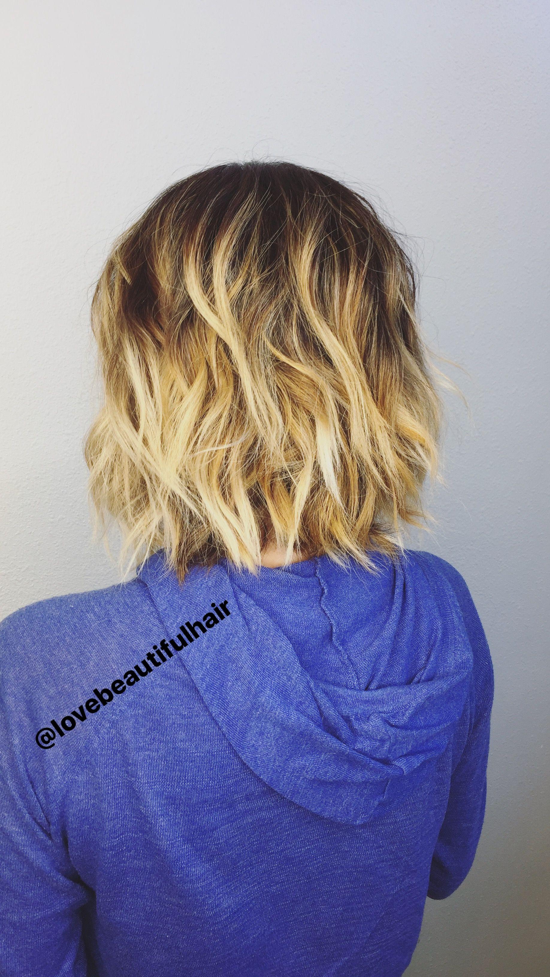Bronde Hair Color  #blonde #balayage #sombre #hairclolor #blondebalayage