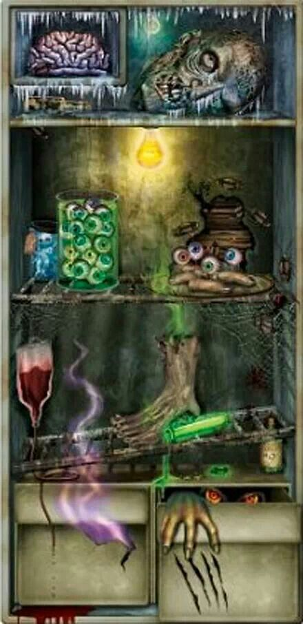 Pin by Jen Suzanne on Every Day=Halloween Halloween door