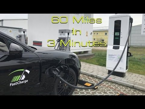 This Revolutionary 450 kW Super-Fast Charging Tech Could Change
