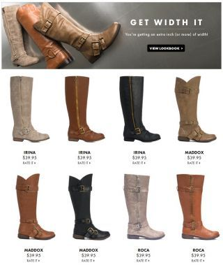 bd72477b616 Get Width It- Where To Get Wide Calf Boots by Sandee Joseph on Lucky ...