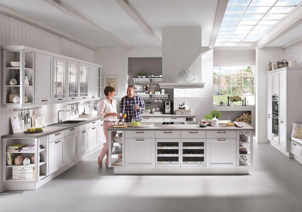nobilia Küchen - kitchens - nobilia Produkte Einrichtung - nobilia küchenfronten farben