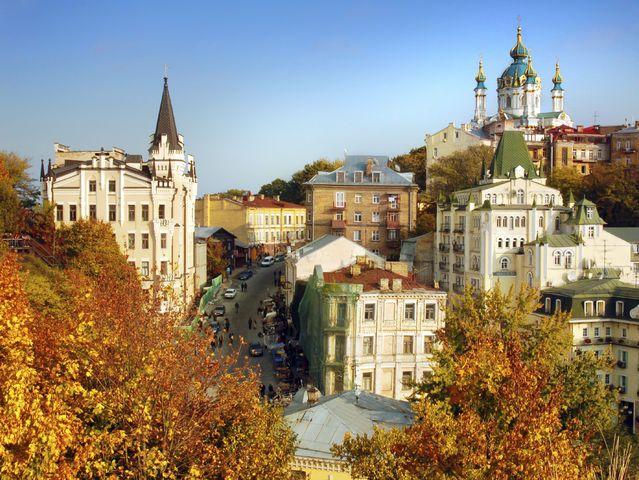 What's the capital of Ukraine?