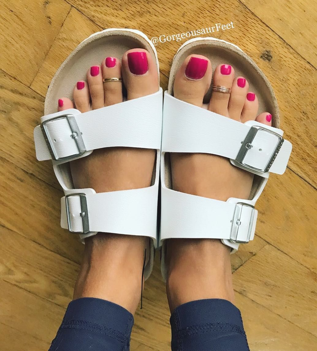 47422110af2b1 Does anyone like Birkenstocks?? Get used to seeing them in my ...