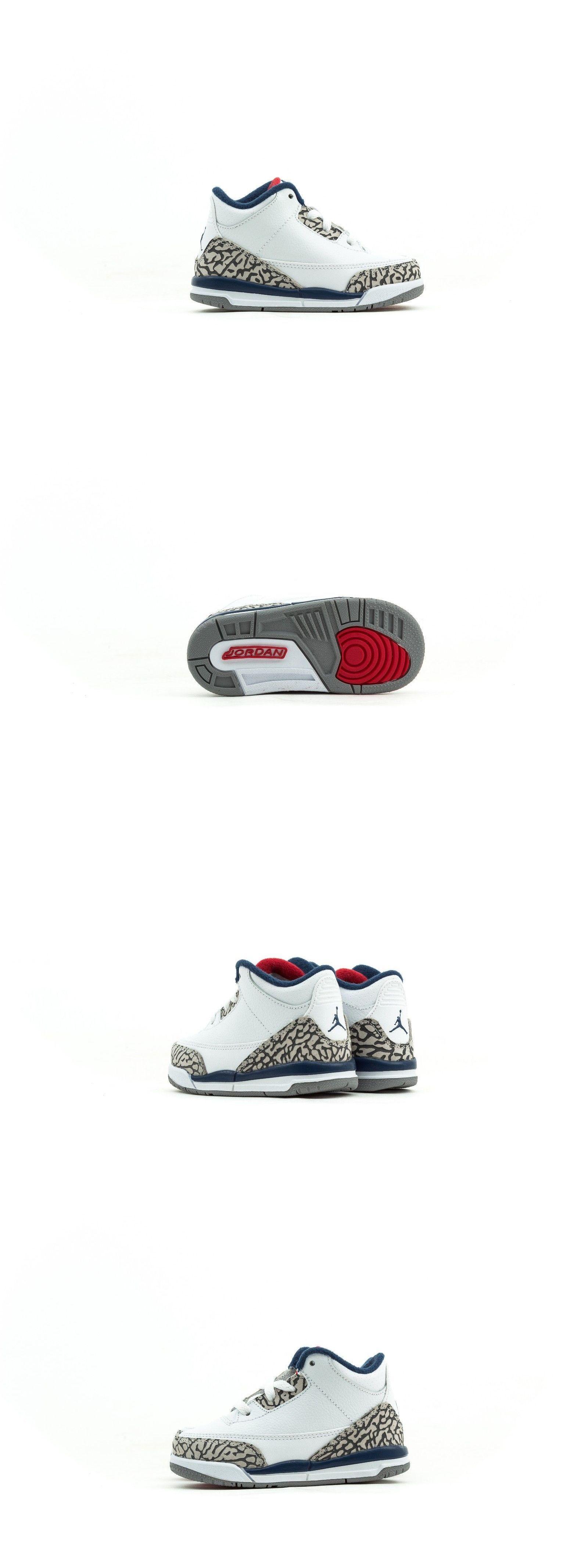 Baby Shoes Toddler S Nike Air Jordan Retro 3 Tb True Blue