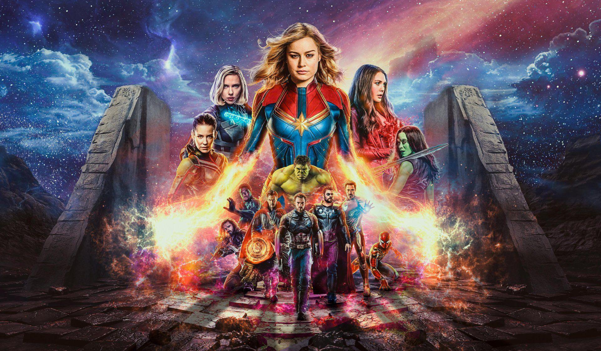 Wallpaper Avengers Infinity War Marvel Movie 2018 3840x2160 Uhd
