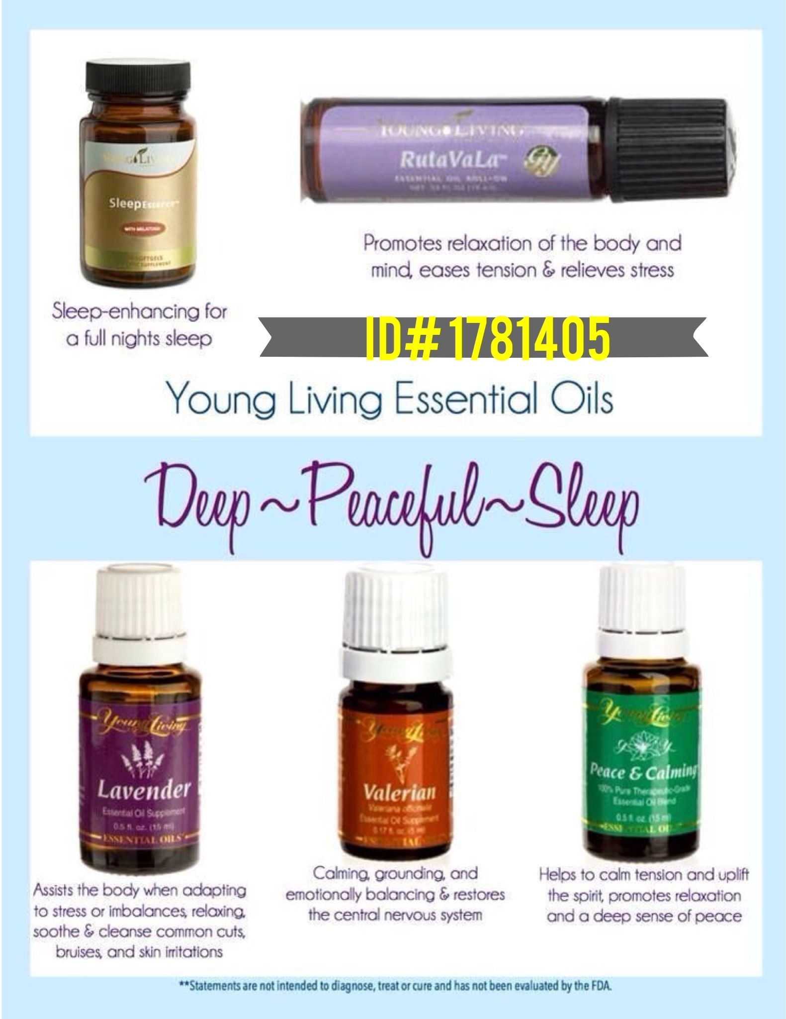 Need sleep?? https://www.youngliving.com/signup/?site=US&sponsorid=1781405&enrollerid=1781405