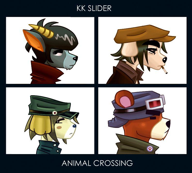 2d comic crossing over episode 1 - 5 10