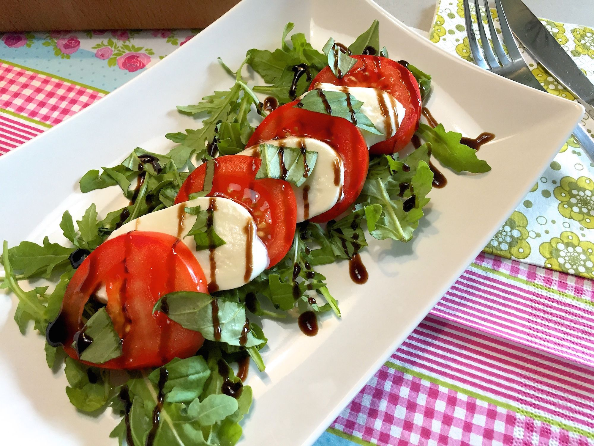 Nieuw recept caprese salade caprese salade is een klassieker uit