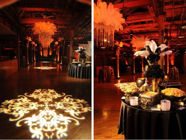 Unmasked Avenue Is Perfect Canvas For A Masquerade Ball