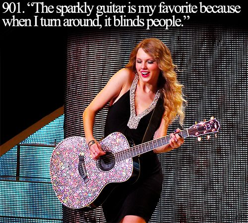 10 Reasons Why We Love Taylor Swift!