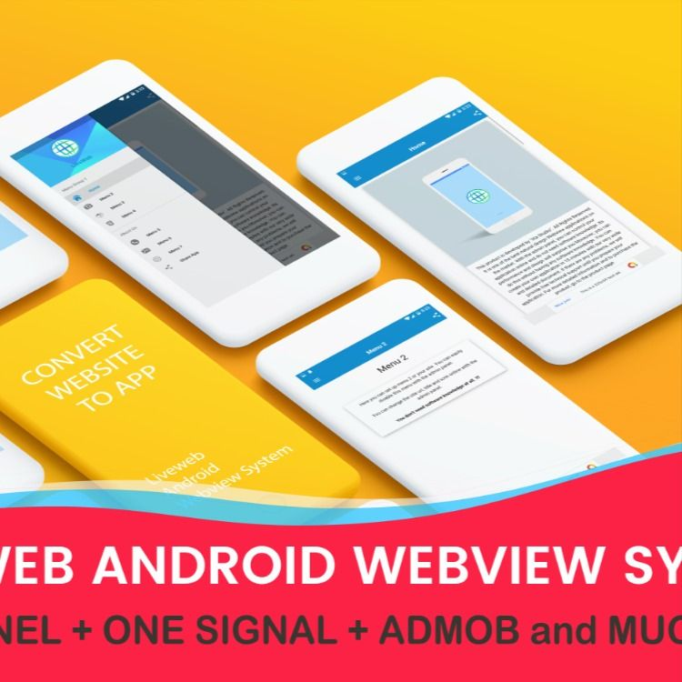 Convert Your Website Into Android Mobile App, 2020