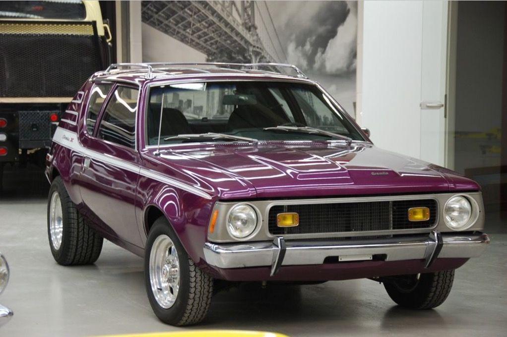 AMC Gremlin X V8 401cui Randall tribute Colour wild plum ...