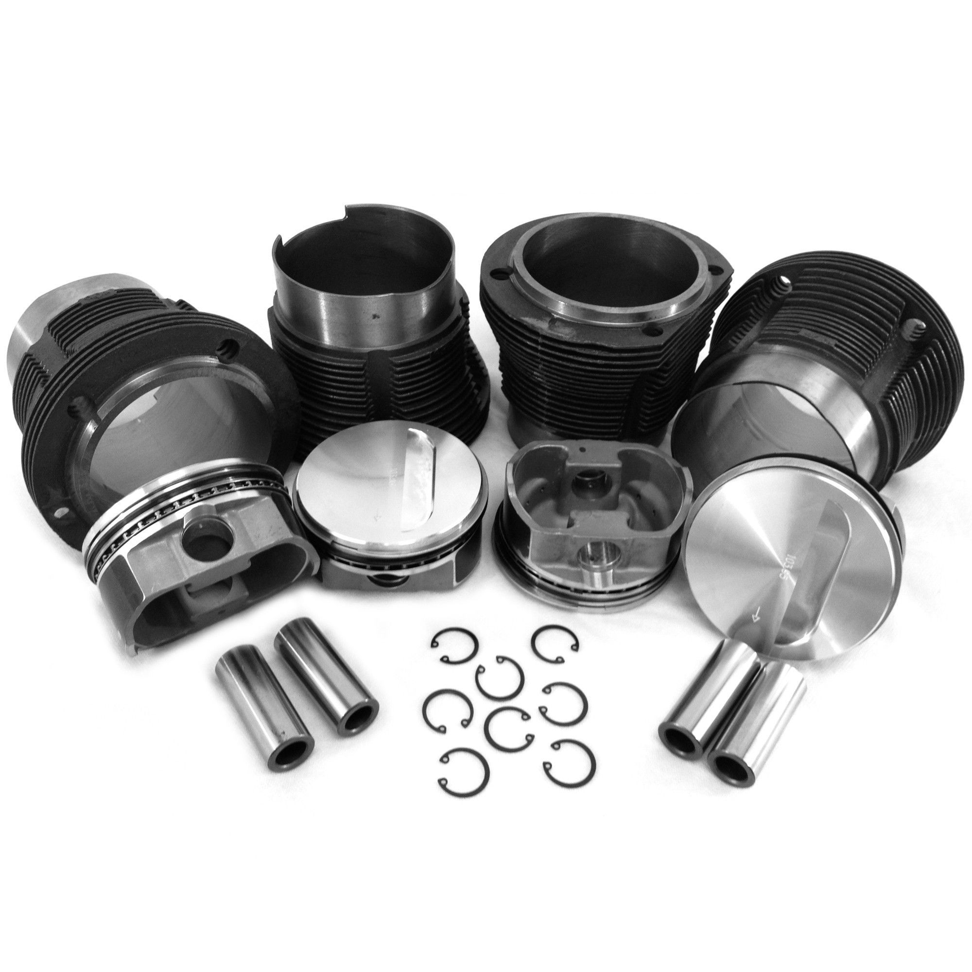 Vw 104mm Porsche 914   Type 4 Bus Piston  U0026 Cylinder Kit