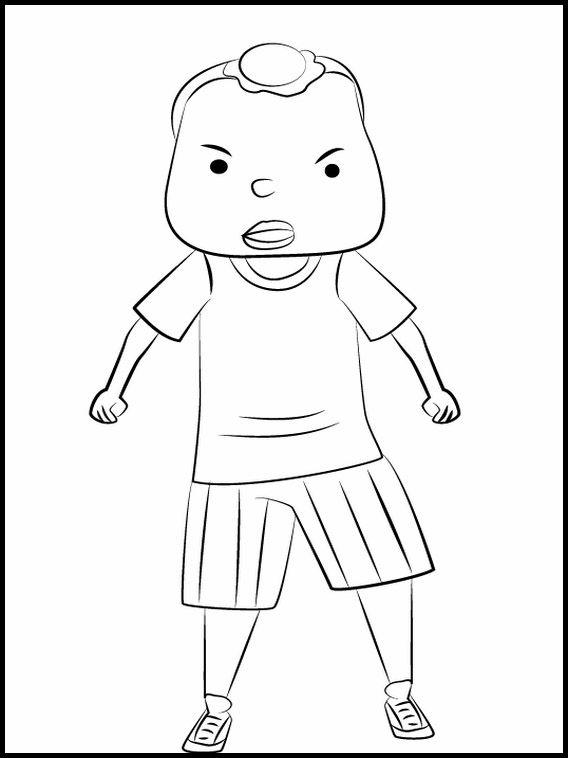 bola kampung 1 ausmalbilder für kinder malvorlagen zum