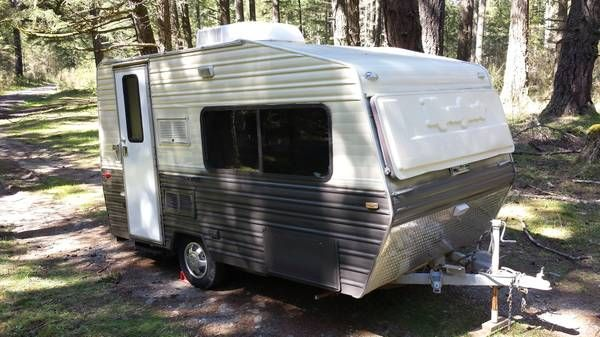 image 4 Camping trailer, Recreational vehicles, Vehicles