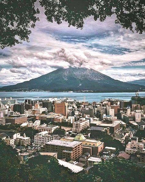 Kagoshima is not big on consumer capital, but rich in natural resources - a true testament signifying that their wealth is driven by their health.  . . 📸 : @tokio_kid 🔖 : @the.japanese.culture ---------------------------- #chafinity #beyondorganic #matcha #抹茶 #organictea #japanculture #instajapan #igersjapan #japanlife #japanphotography #discoverjapan #japanfocus #japanawaits #japantravel #explorejpn #wondersofnippon #asianwanderlust #japangram #sakurajima