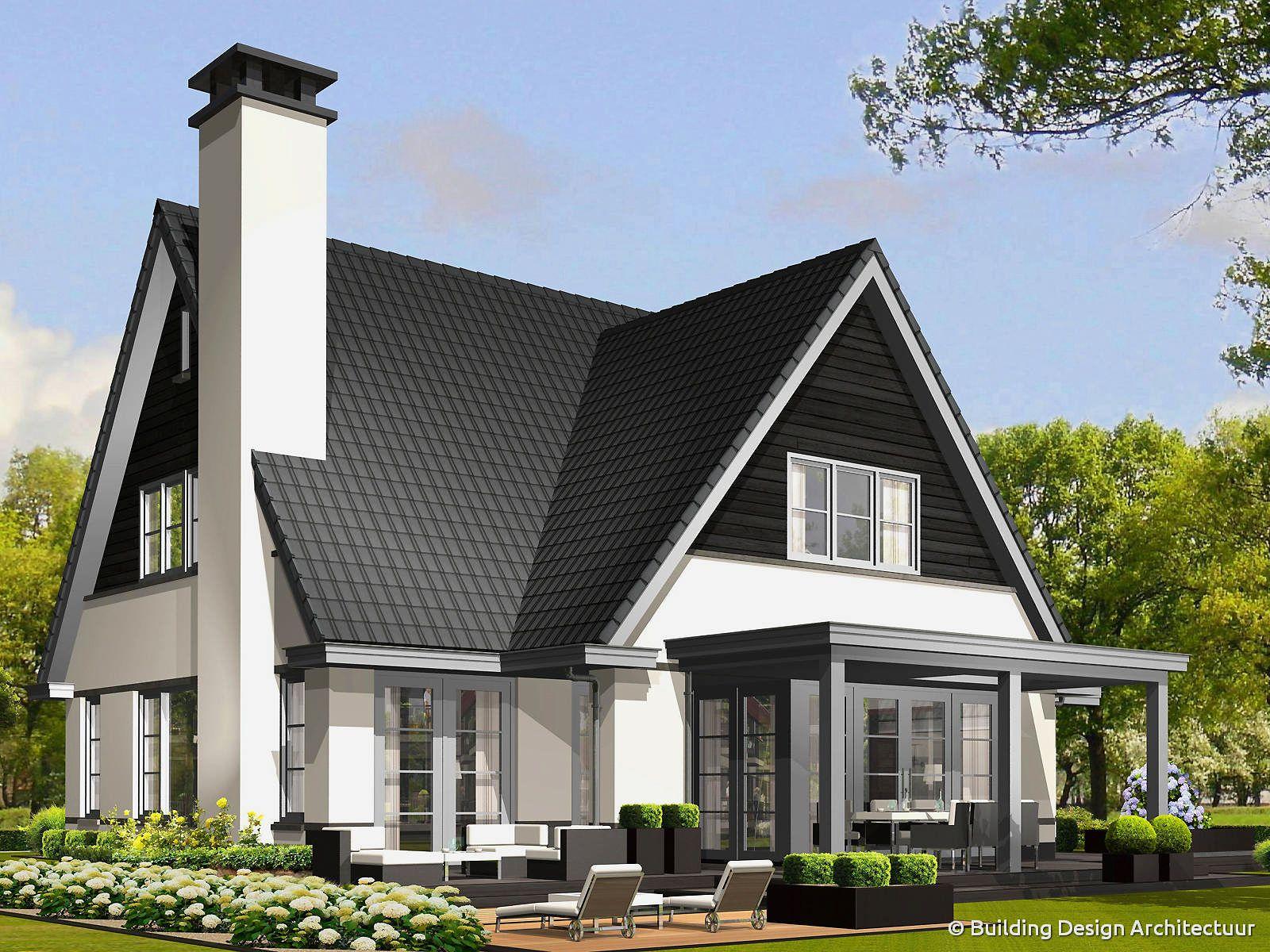 Building design architectuur huizen in 2019 house for Huizen architectuur