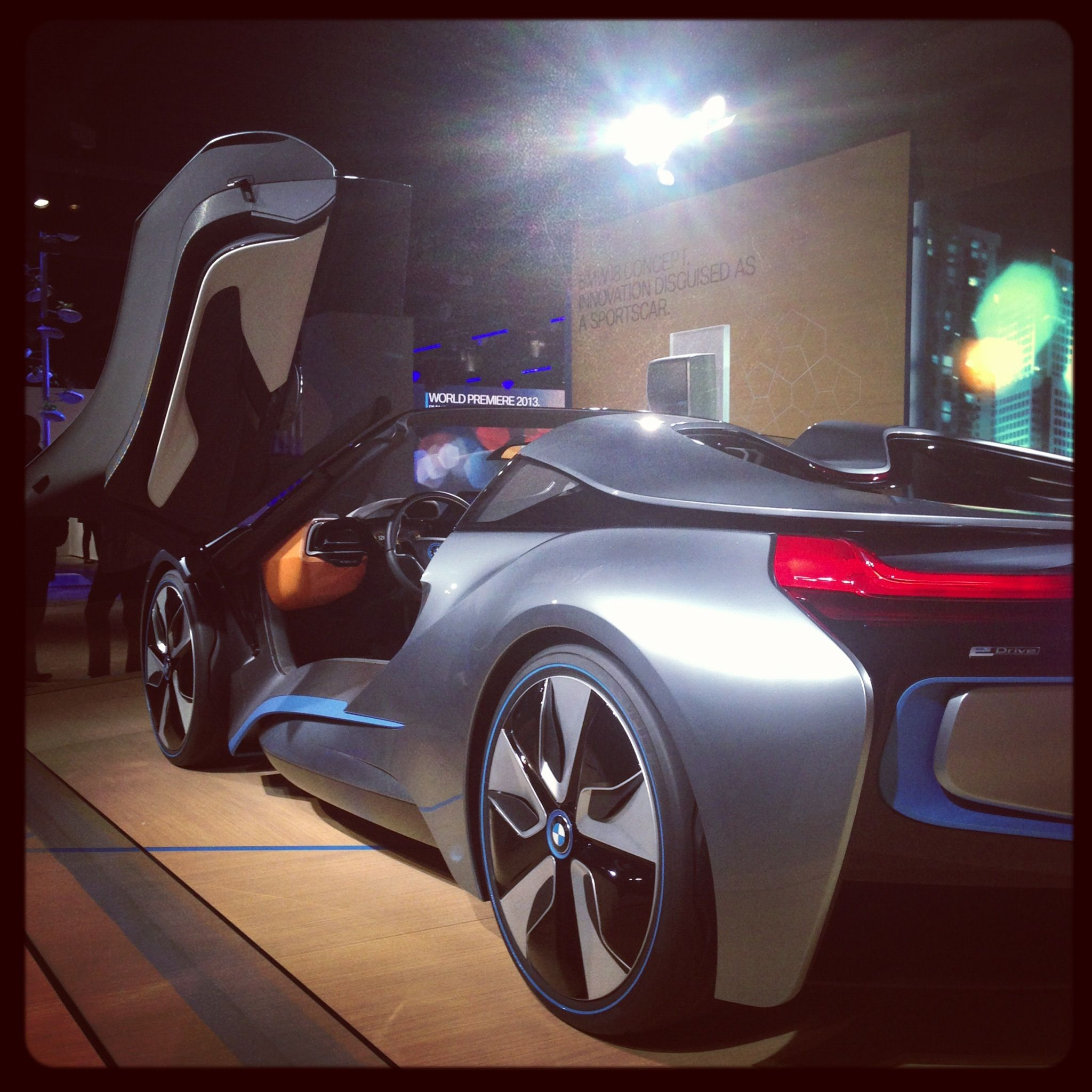 Bmw I8 Side Back View Cars Design Pinterest Bmw I8 Bmw