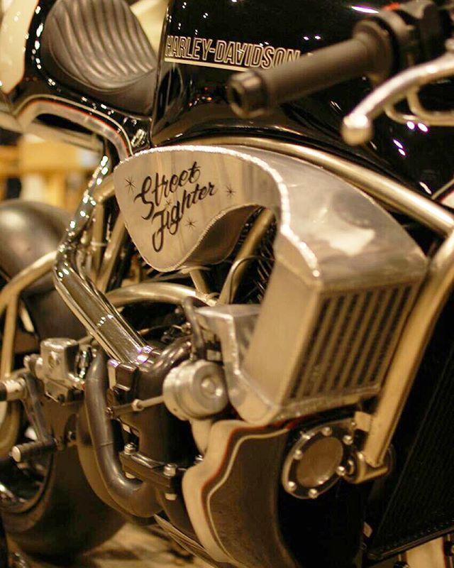 Cherry's Company Street 750 turbo | Custom Motorcycles | Custom