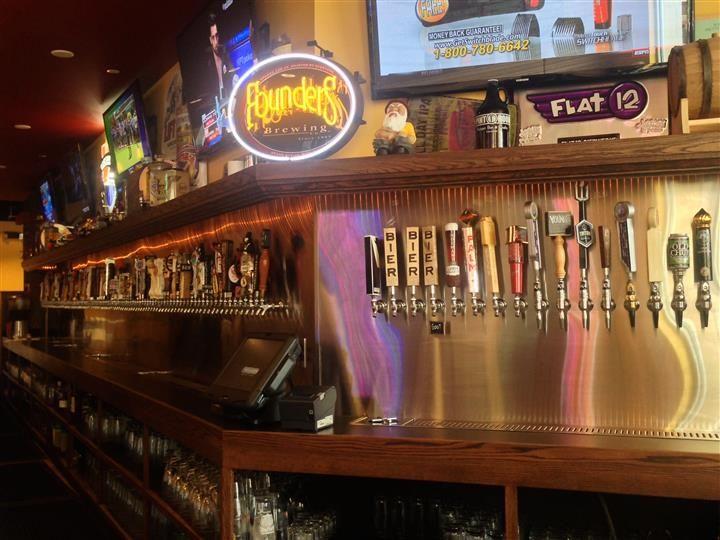 The Pint Room Carmel | Burger Bar & Crafts! | Beer | Pinterest ...