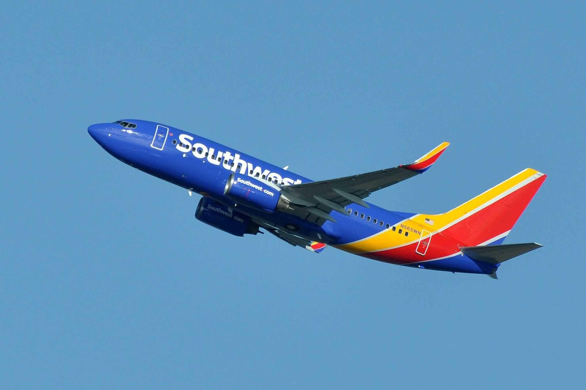 Fly to Disney Free on Southwest Southwest airlines