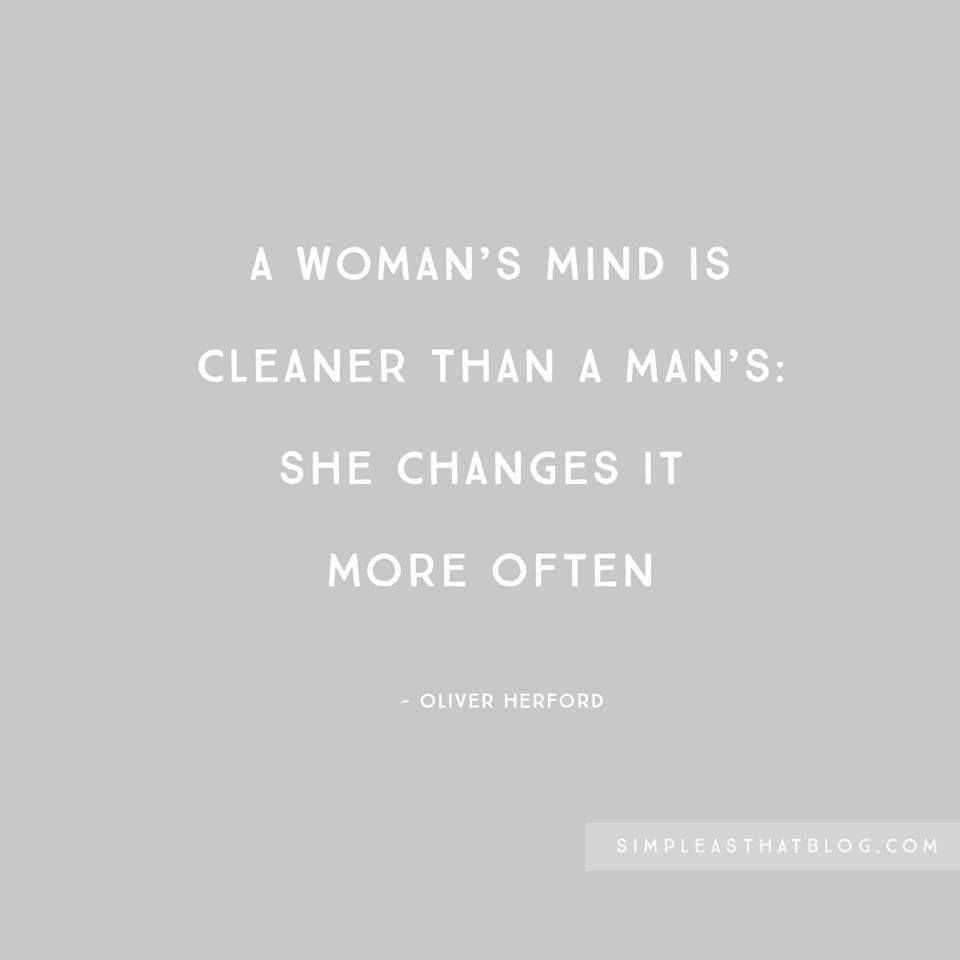Who changes men or women more often and why is it possible in our world to be faithful, please answer, this is important 69