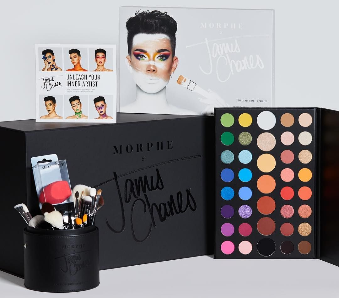 Hi Sisters Wanna Win The Jamescharles Sister Collection Pr Box Amaze Well Here S Your Chance Because We James Charles Makeup Pallets Makeup Collection