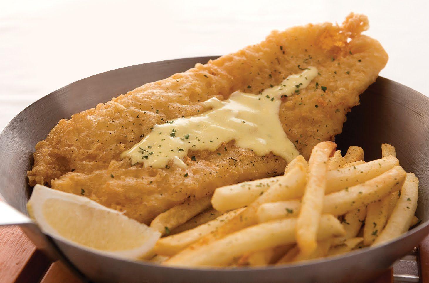 Resep Fish And Chips Resep Kuliner 23 Makanan Beri