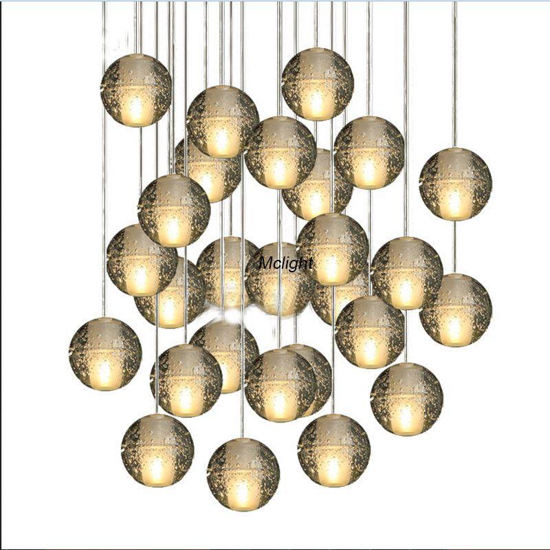 gallery of bricolage lustres en cristal clairage magique boule de cristal meteor lumires de. Black Bedroom Furniture Sets. Home Design Ideas