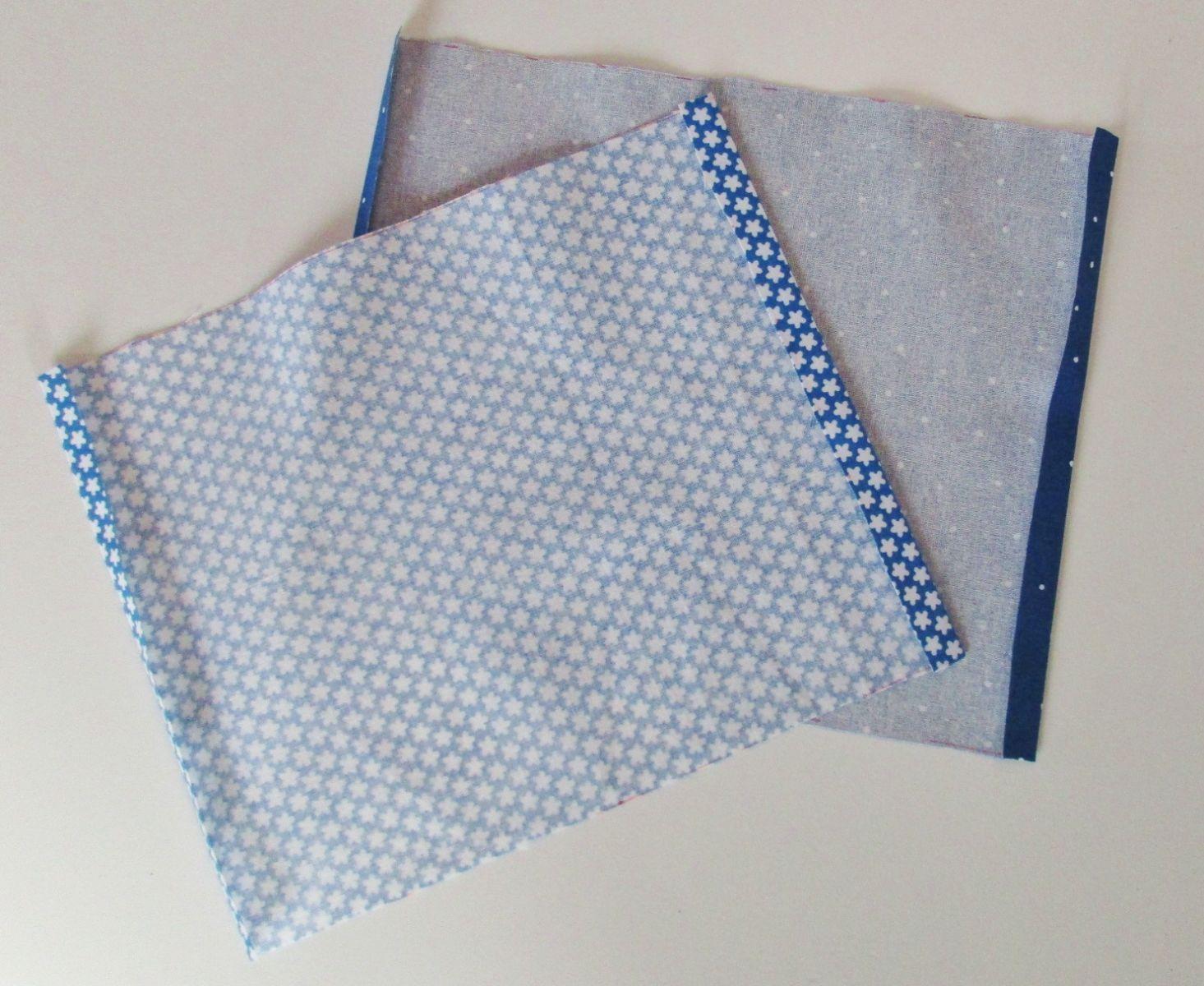 Staub - Mundschutz: zwei Varianten für einen bunten Staubschutz für das Gesicht: waschbar und…