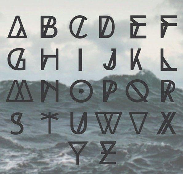 Pin auf typography