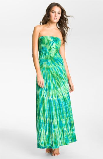 Hard Tail Long Strapless Dress Available At Nordstrom