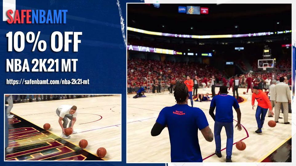 Cheap NBA2K MT
