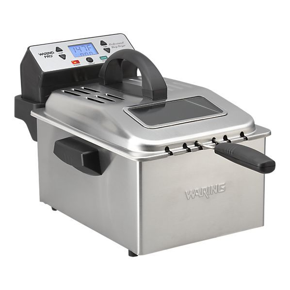 I want a deep fryer so bad! Yes, it'll make me gain a million pounds but it's so cool!