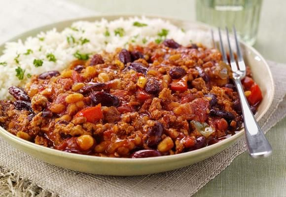 Turkey Chilli | Recipe | Turkey chilli, Turkey mince ...