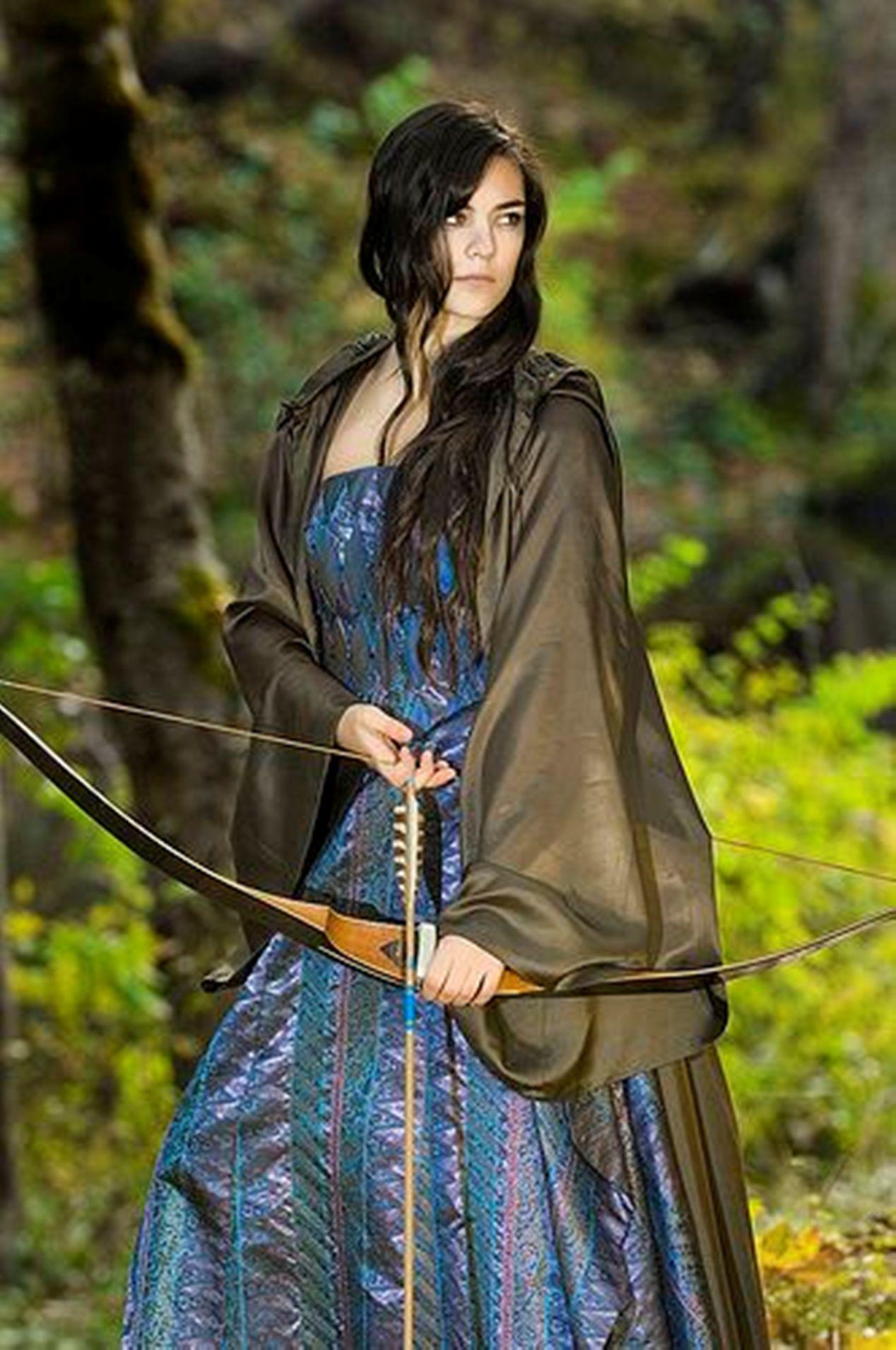 artemis girls costume. artemis goddess girls costume