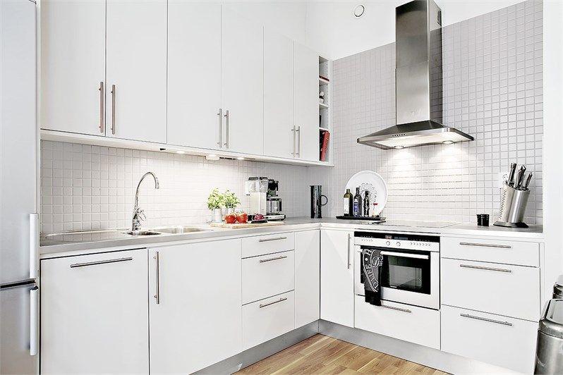 Un simple appartement en noir et blanc planete deco a homes