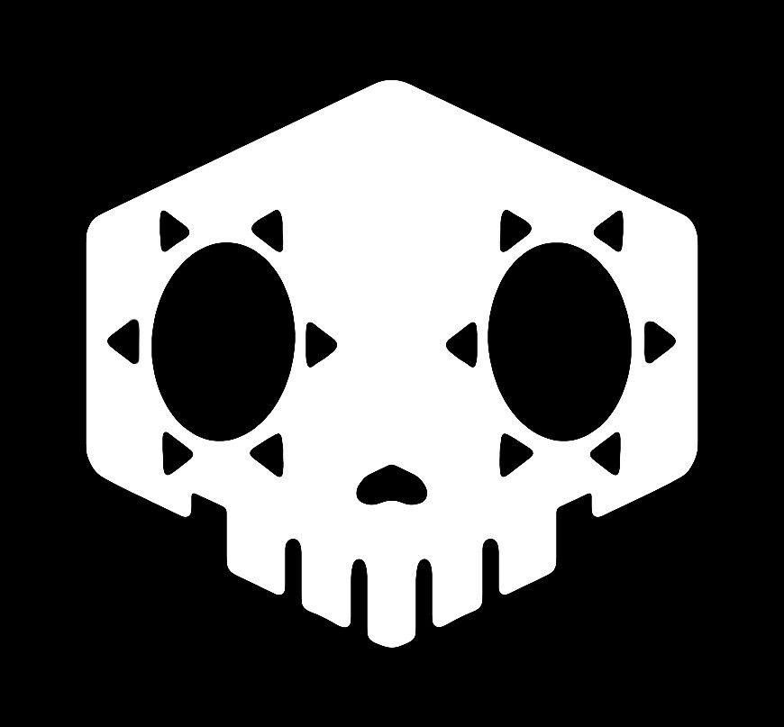4f6effae Sombra from Overwatch symbol | Tattoos | Overwatch tattoo, Overwatch ...