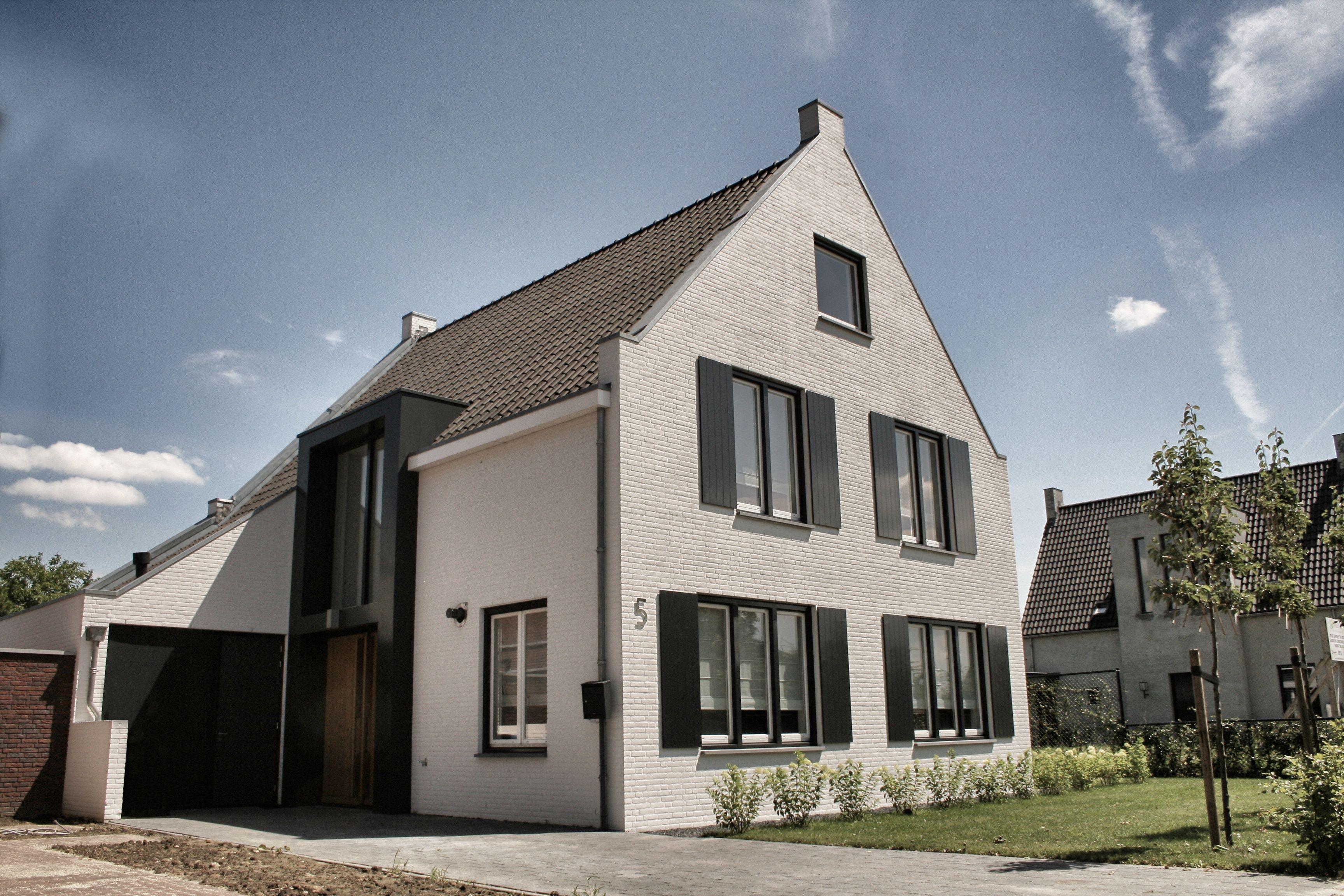 2013 akelei berkel enschot nieuwbouw landelijk for Kleine huizen bouwen