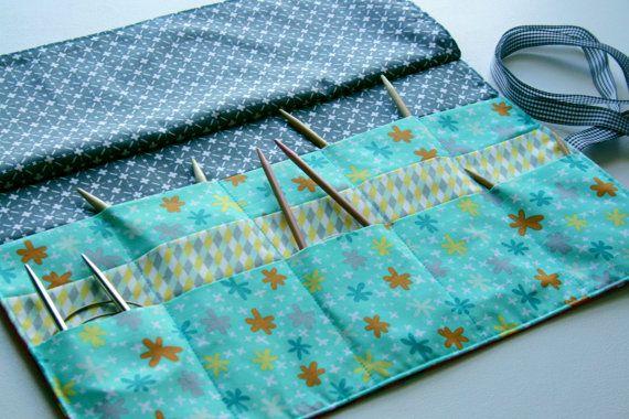 Circular Knitting Needle Wallet Pdf Pattern Pdf Patterns And Craft