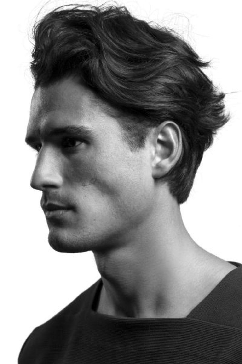 les coupes de cheveux pour hommes qui font craquer les. Black Bedroom Furniture Sets. Home Design Ideas