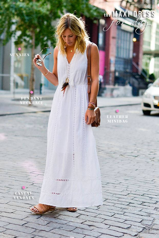 f6605af208d How To Wear the Maxi Dress for Daytime