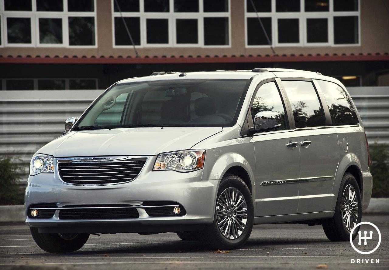 2011 Chrysler Town and Country Chrysler town, country