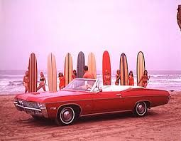 Chevrolet Impala 1968 Convertible 1968 Biscane Impala Caprice