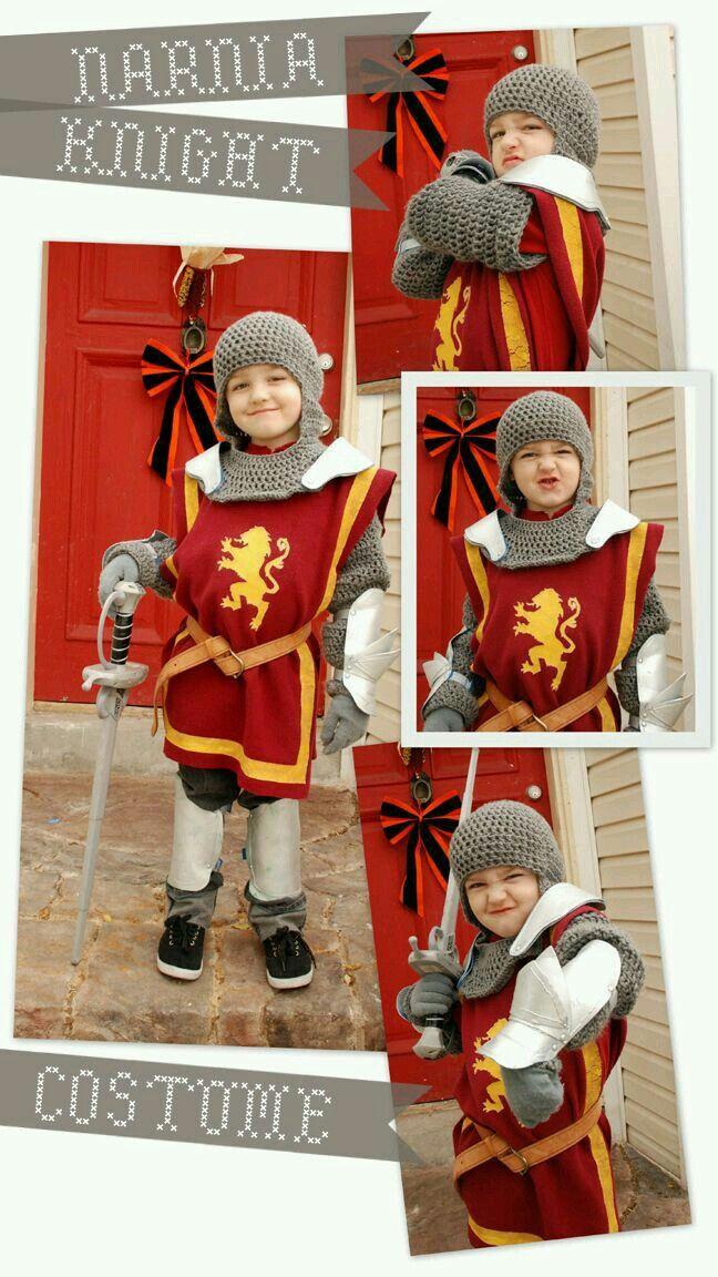 Caballero | Knight costume, Diy knight costume, Handmade ...